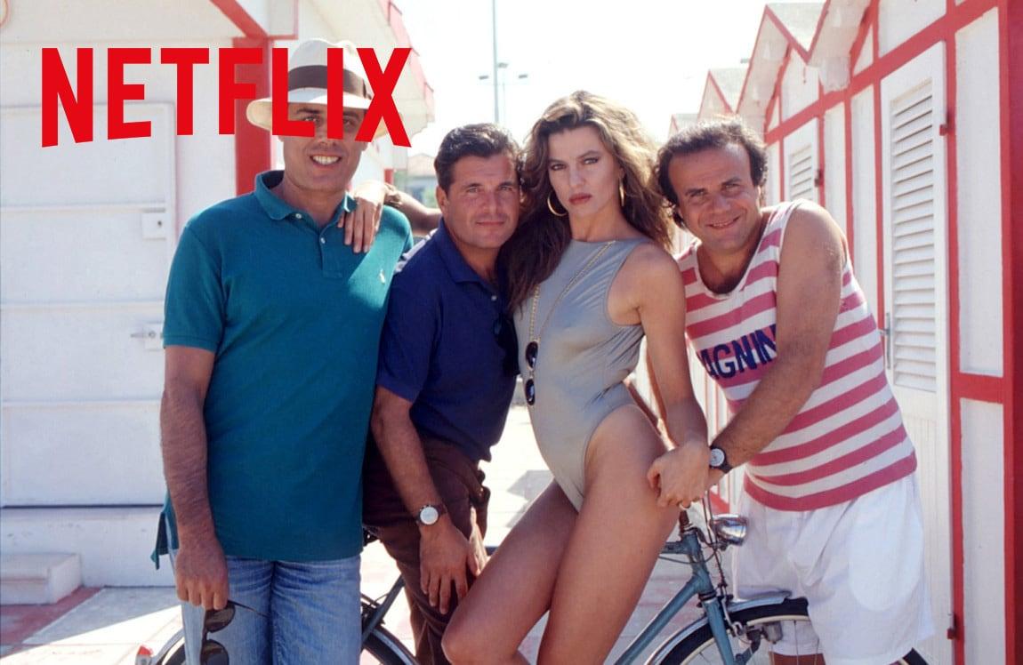 Su Netflix arrivano le commedie italiane anni '90: Abbronzatissimi, Johnny Stecchino e tante altre