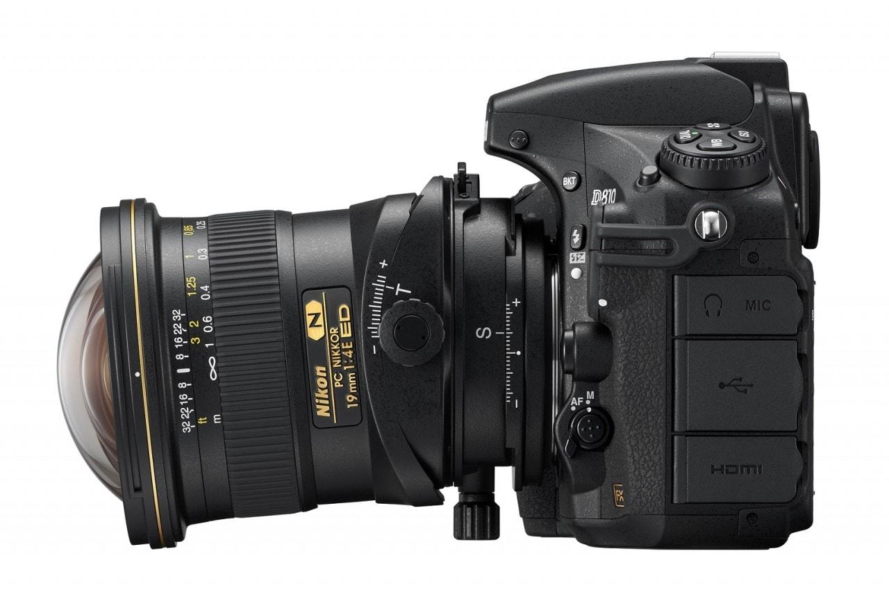 Nikon lancia due nuovi obiettivi: un 19 mm tilt-shift e il nuovo 70-200 mm f/2.8 (foto)