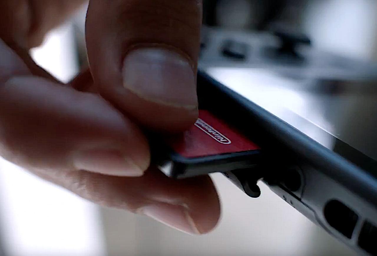 Nintendo Switch - La nuova console userà... le cartucce!