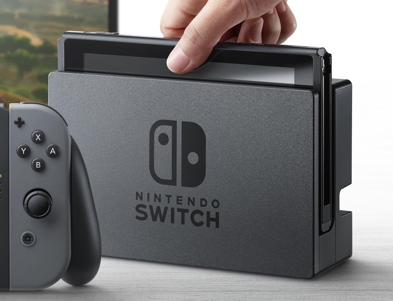 A cosa serve la dock di Nintendo Switch