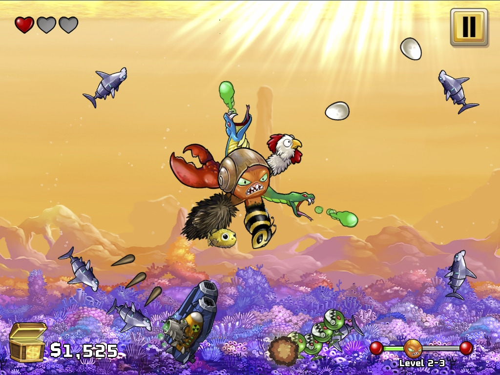 Octogeddon Screenshot