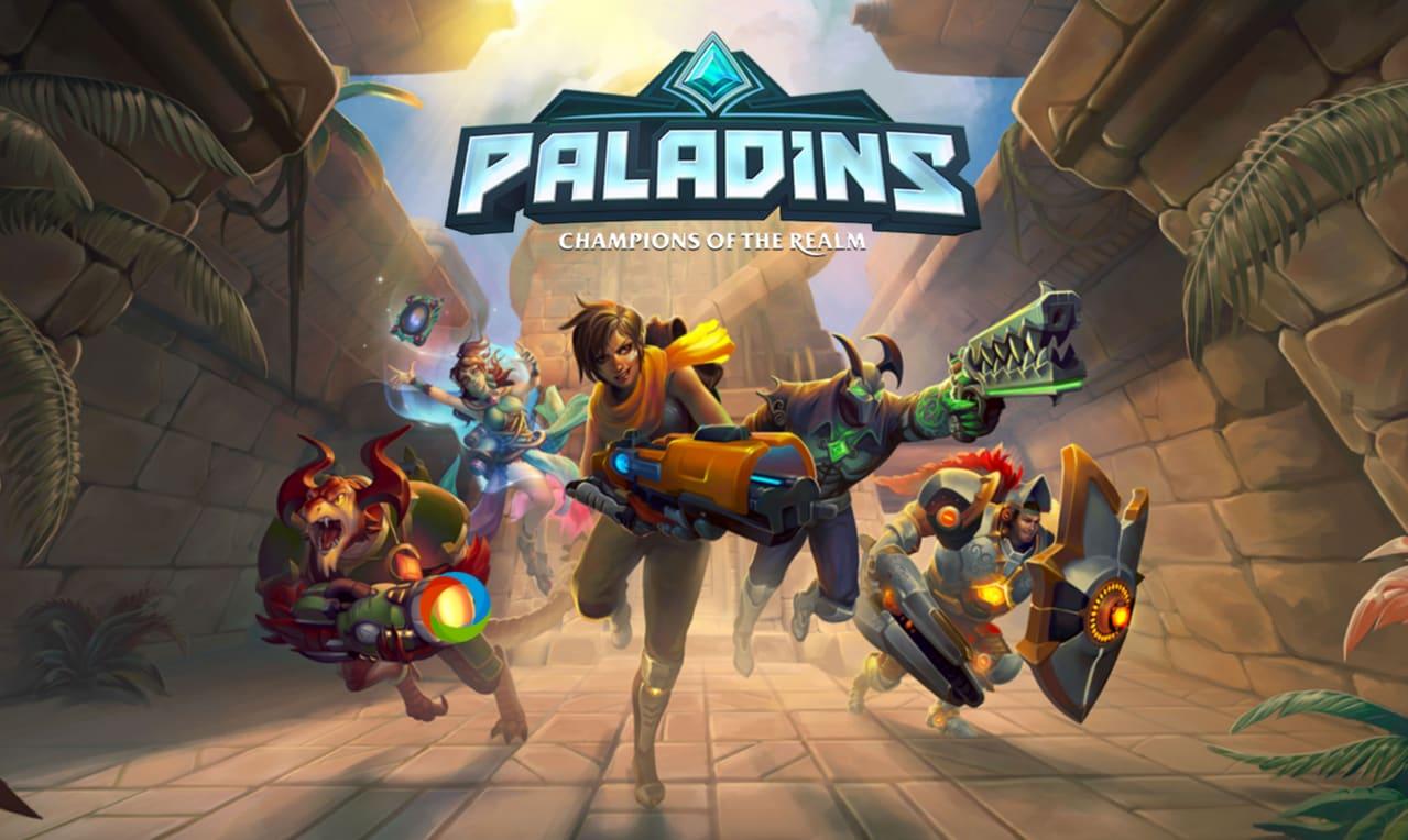 Paladins Title