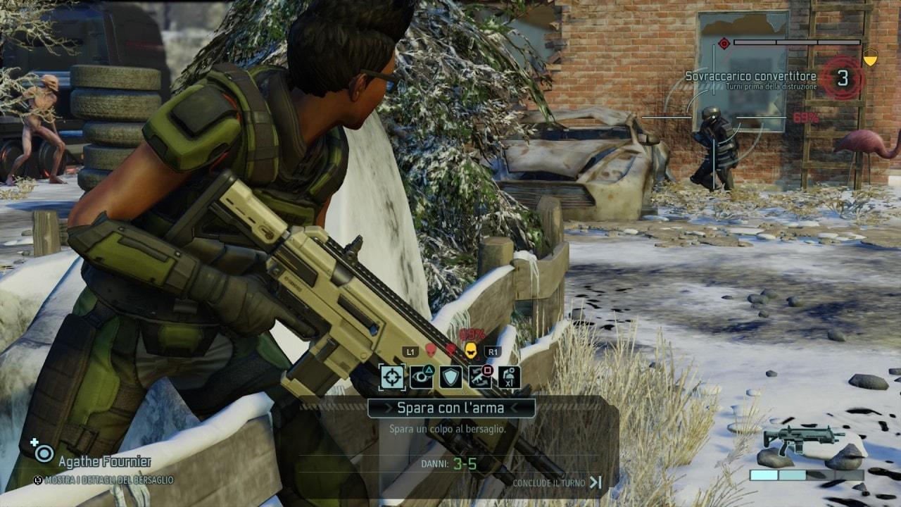 Recensione XCOM 2 Console Screenshot - 6