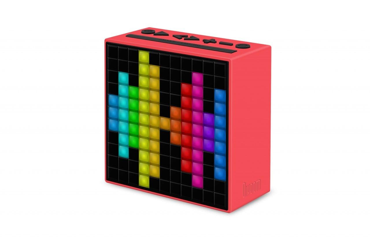 Timebox, lo speaker wireless con l'anima da artista 8-bit