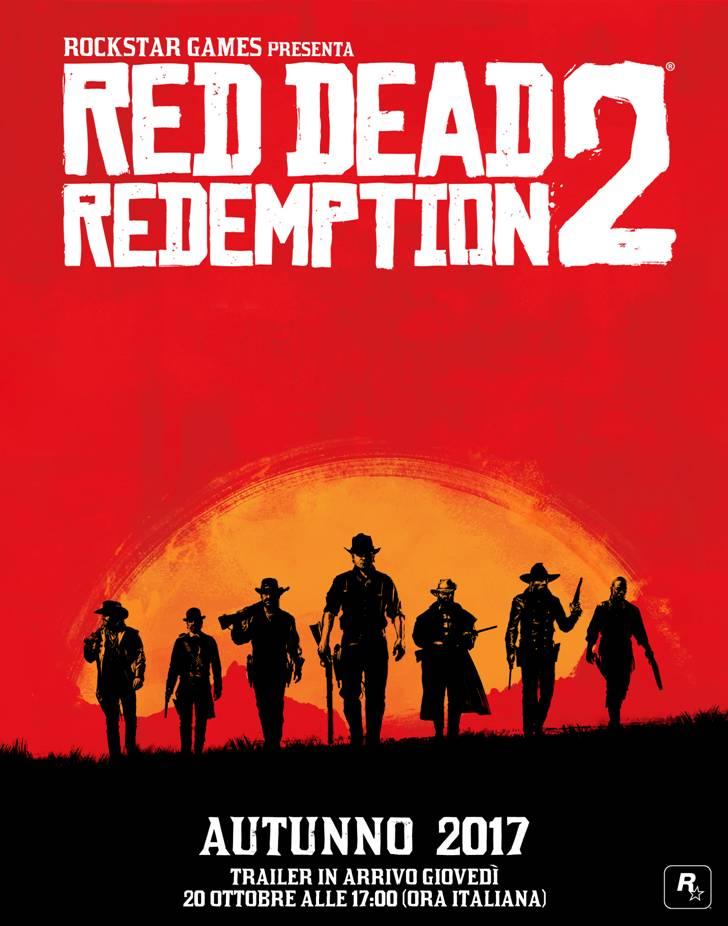 Red Dead Redemption 2 Orario Ita
