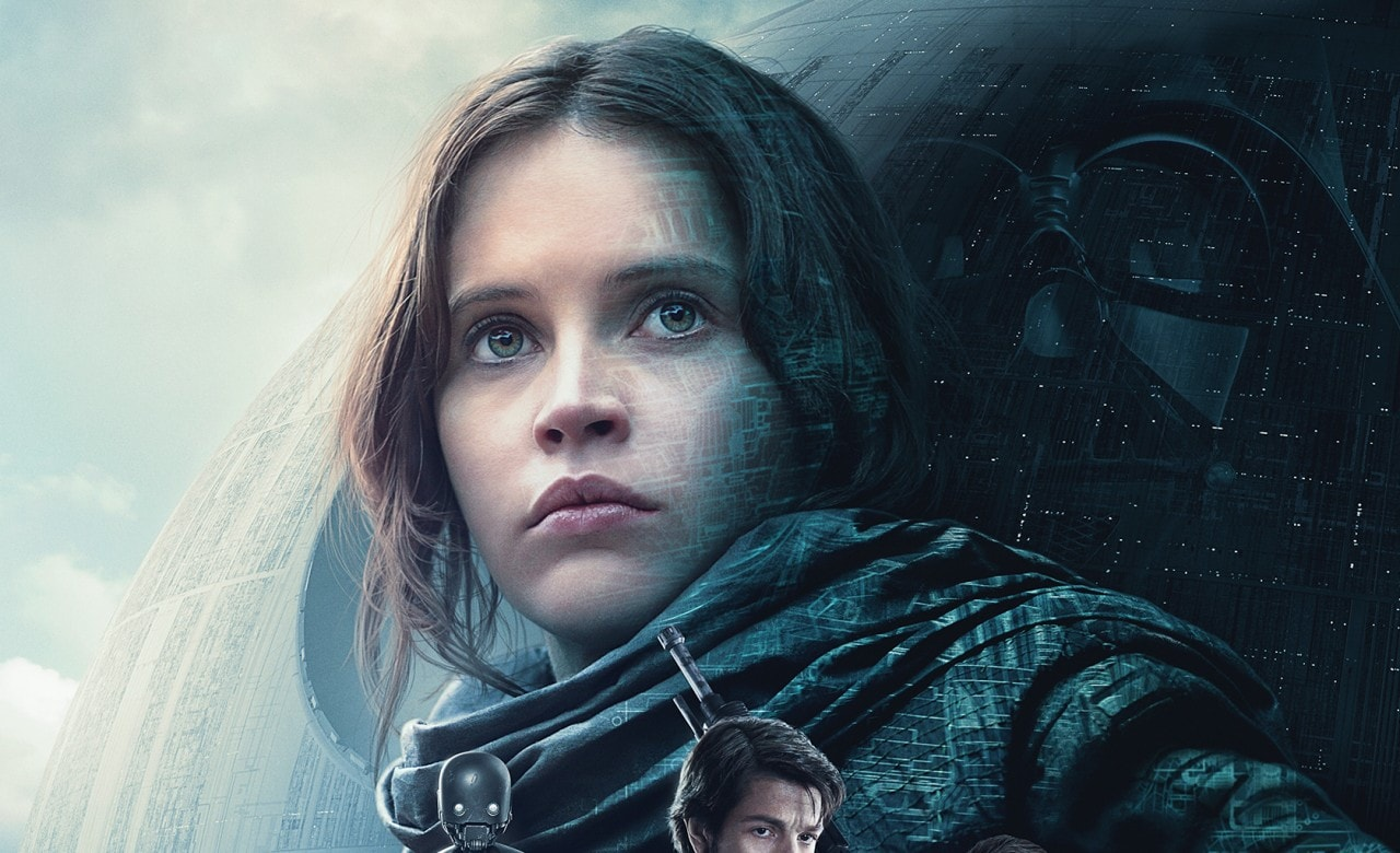 Rogue One A Star Wars Story Nuova Locandina
