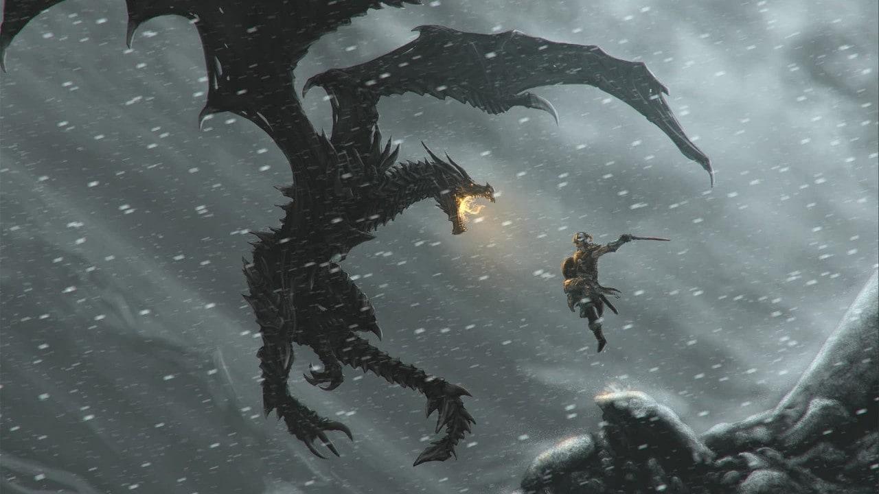 """Skyrim - Special Edition: novità per la versione PS4, e c'è anche un """"nuovo"""" trailer"""