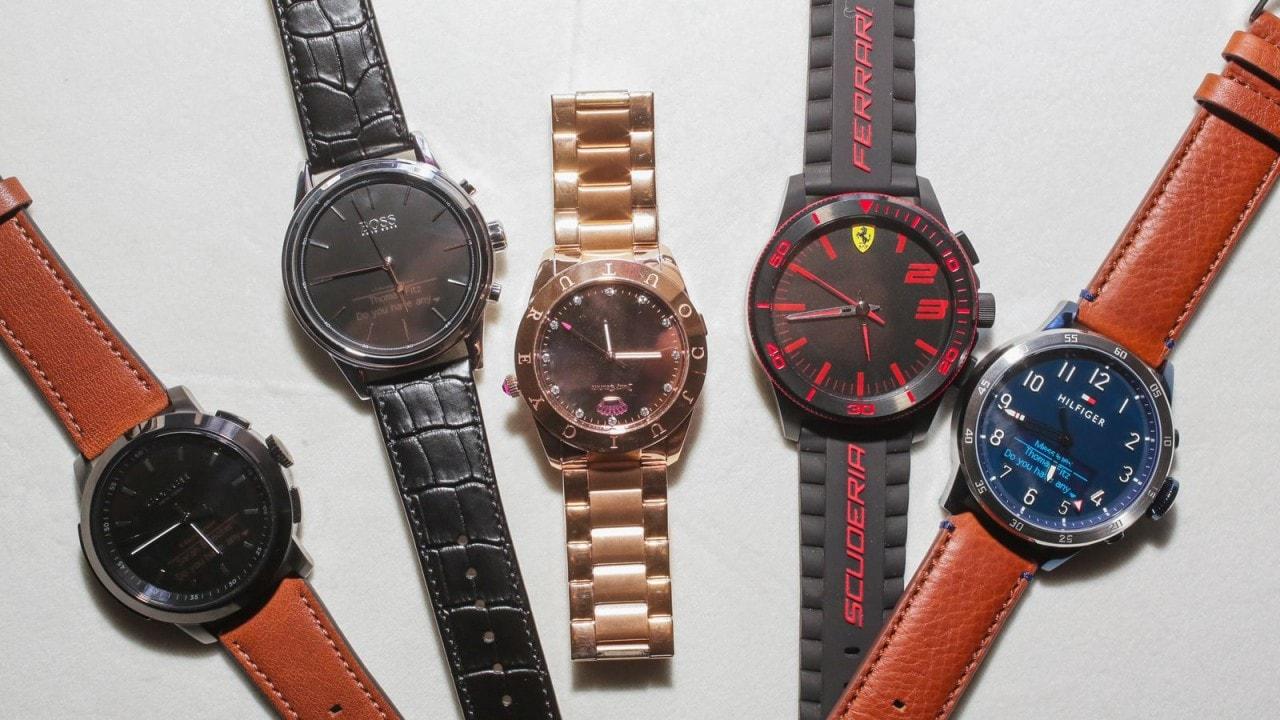 Gli orologi analogici diventano intelligenti, grazie ad HP e Movado