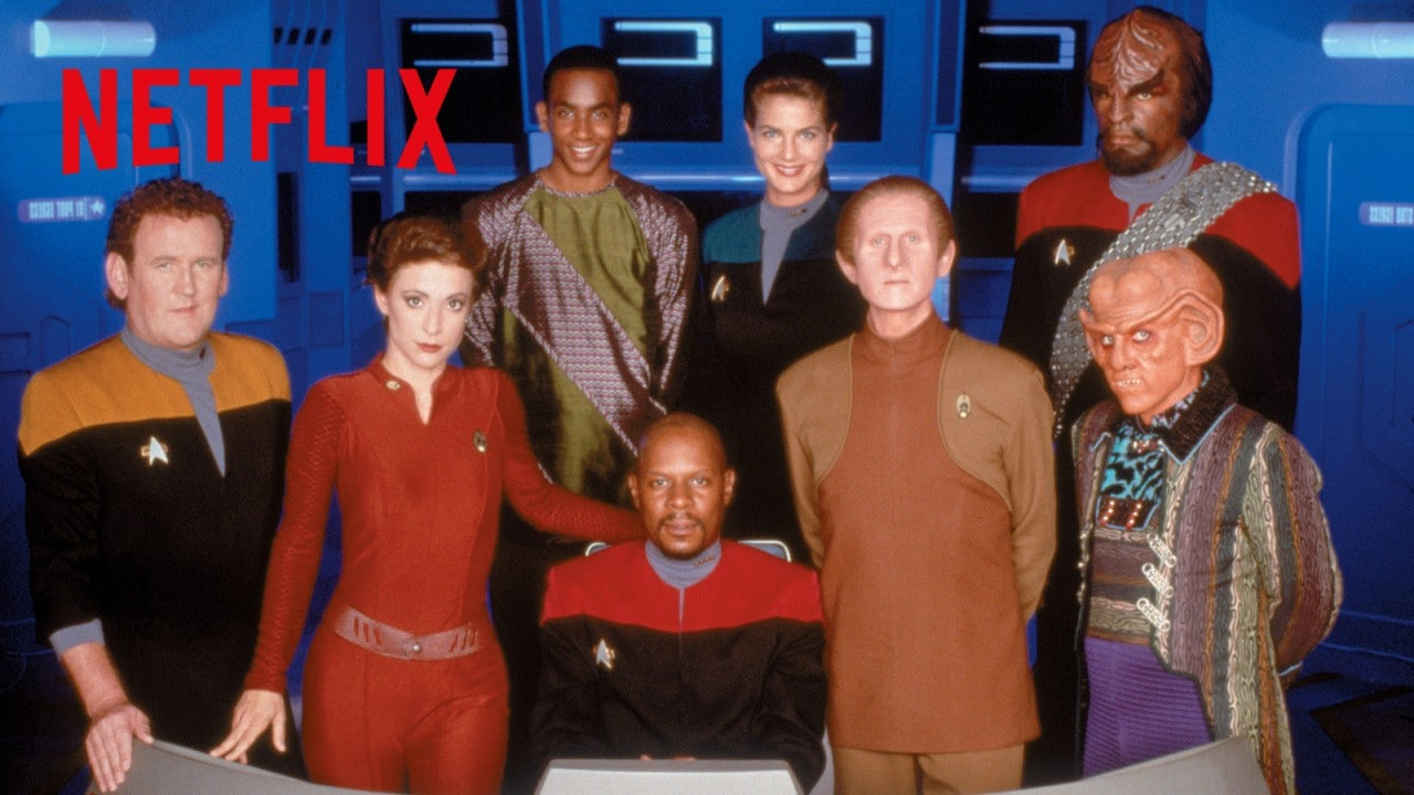 Star Trek Deep Space Nine Netflix