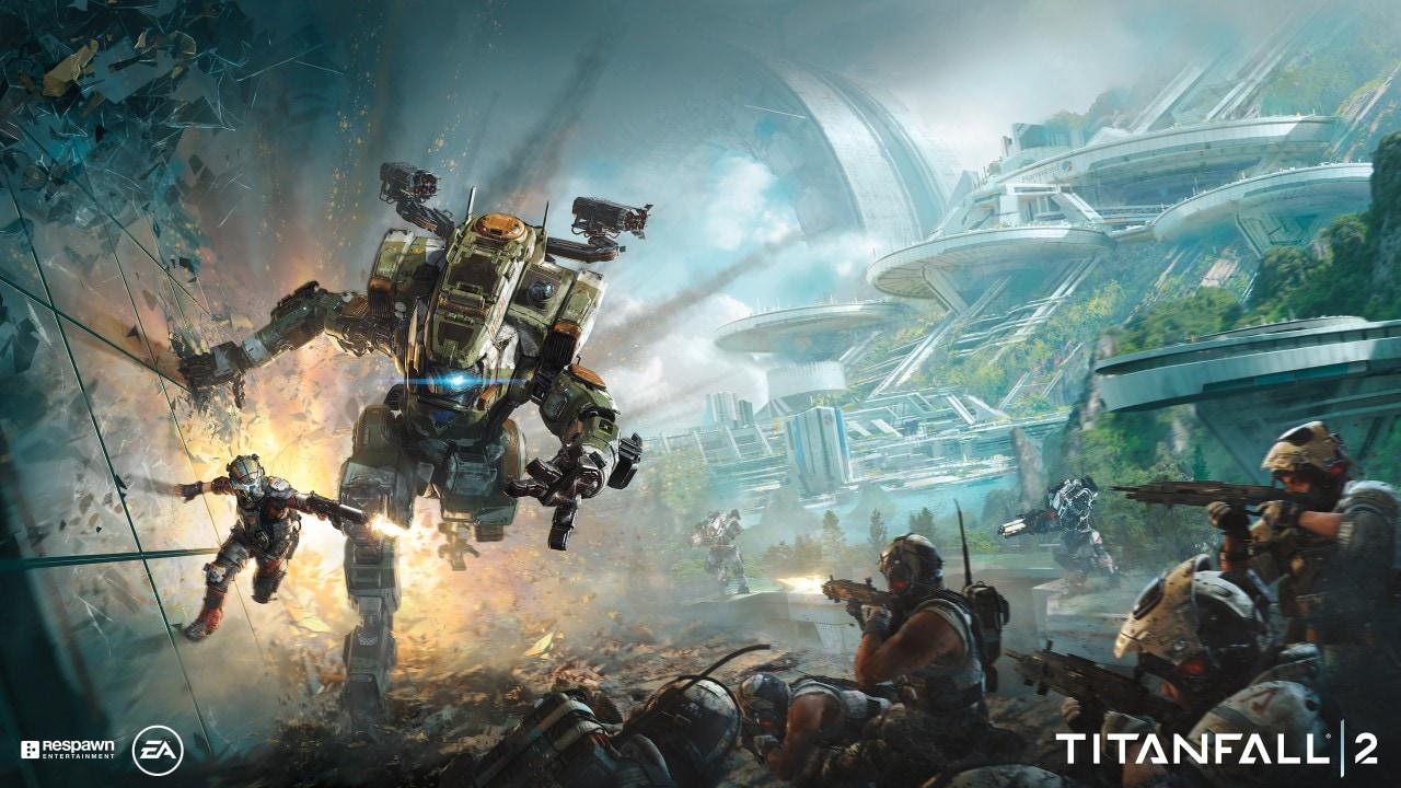 Titanfall 2 si mostra in nuovo trailer incentrato sul rapporto tra Jack e BT-7274