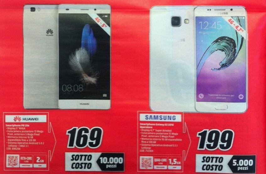 Volantino MediaWorld: sconti su smartphone, notebook e PS4 Slim, ma in quantità limitata (foto)