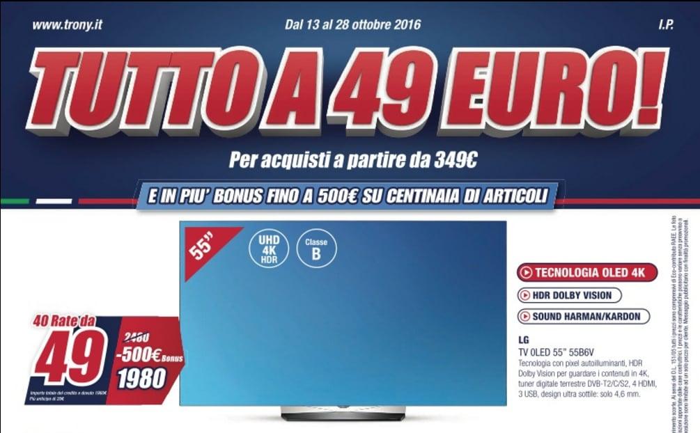 Volantino Trony rate 49€_18