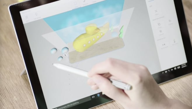 Windows 10 Creators Update_Paint 3D_11