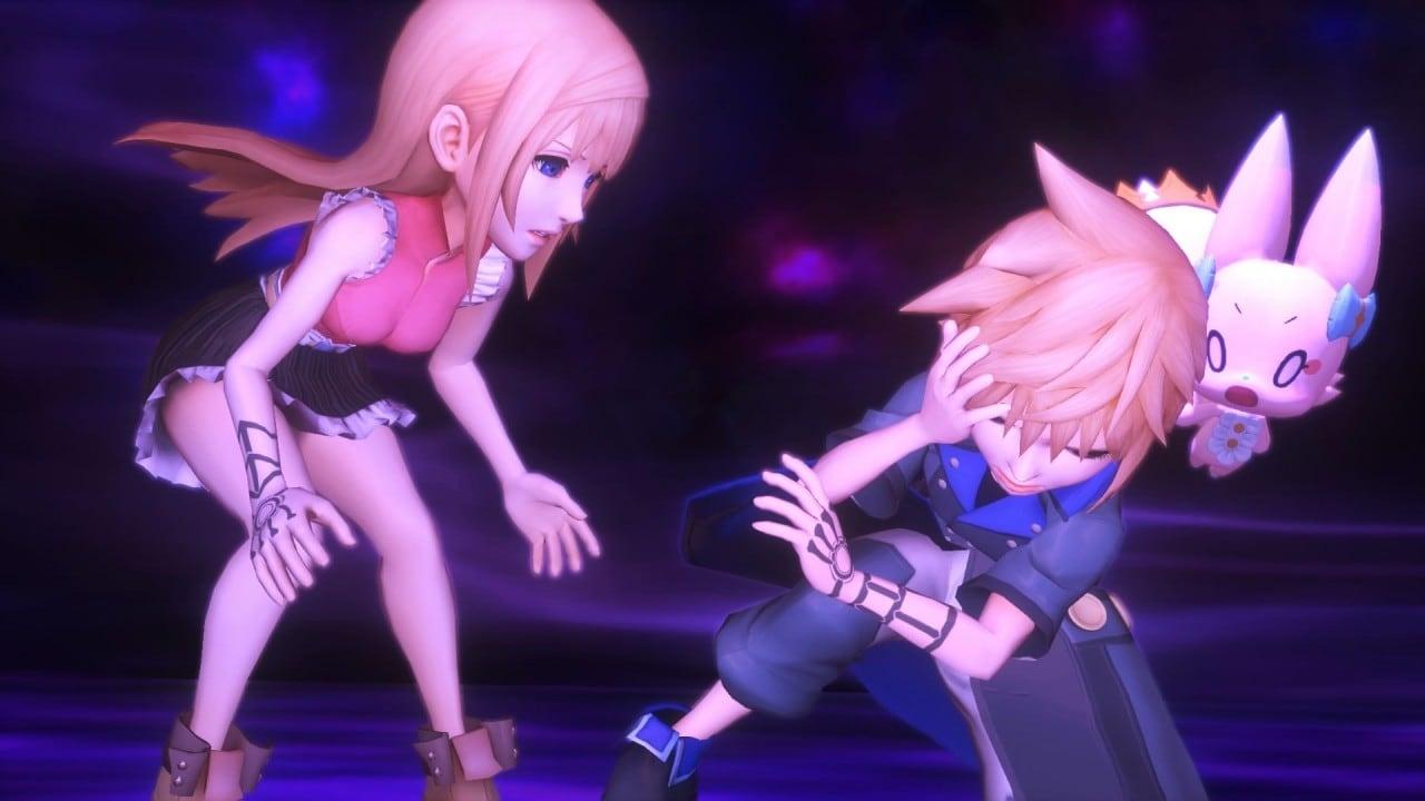 World of Final Fantasy Disponibile - 12