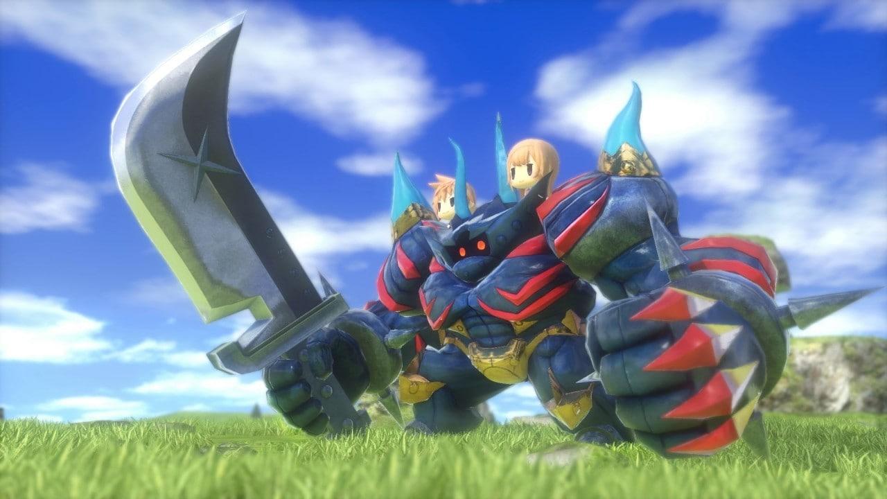 World of Final Fantasy Disponibile - 13
