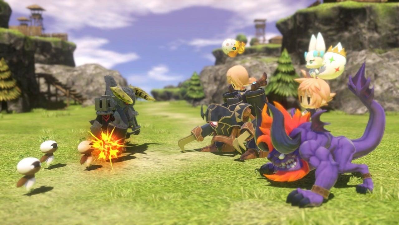 World of Final Fantasy Disponibile - 4