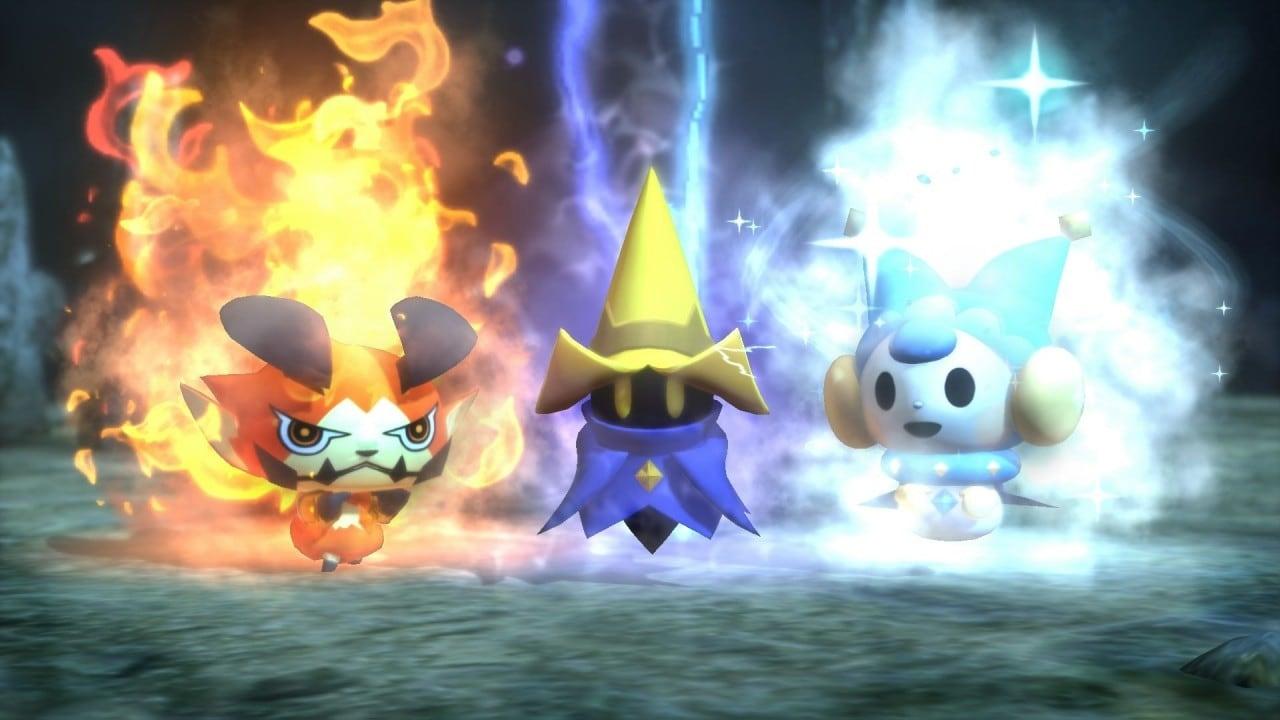 World of Final Fantasy Disponibile - 5