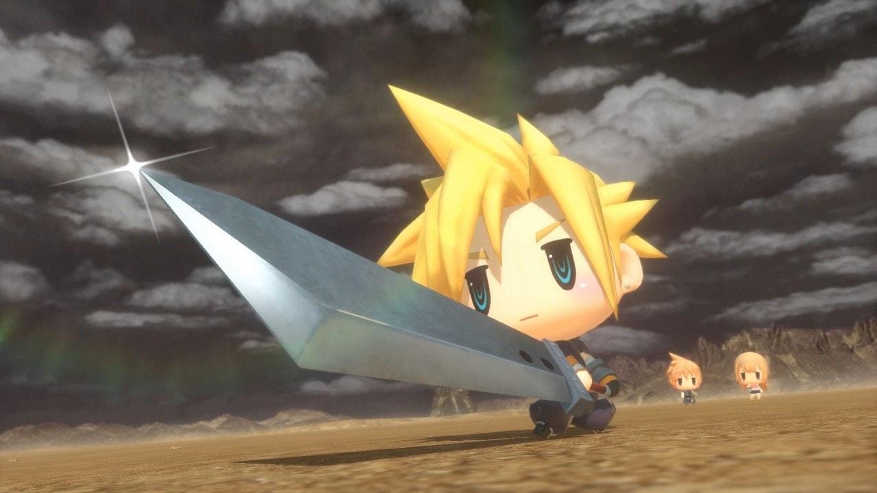 World of Final Fantasy Disponibile - 6
