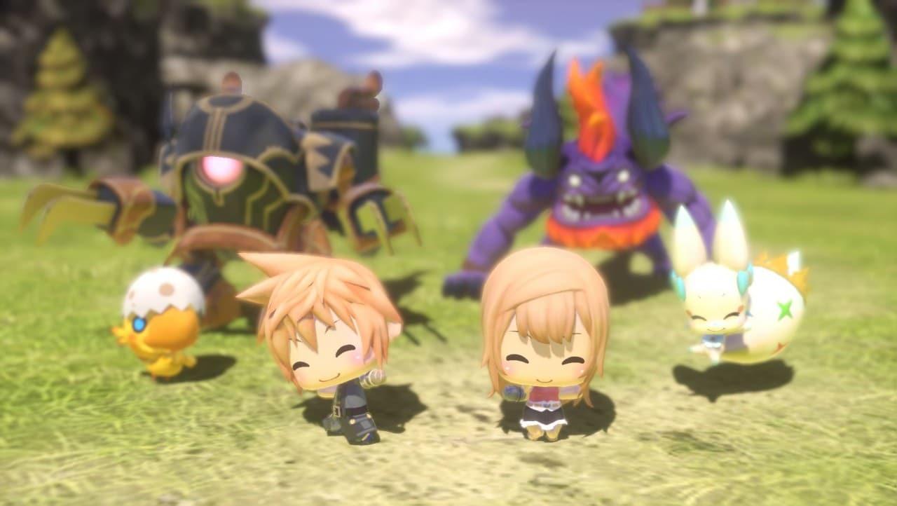 World of Final Fantasy Disponibile - 7