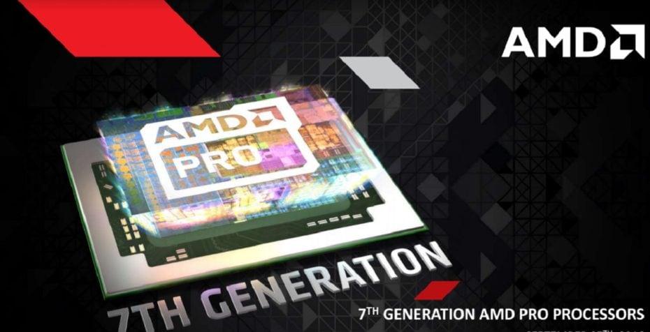 Nuovi processori AMD: largo alla 7a generazione delle APU enterprise