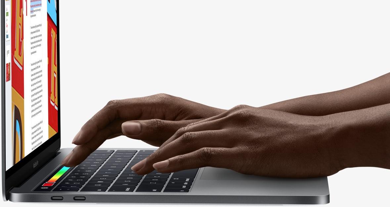 La Touch Bar dei nuovi MacBook Pro è in realtà un piccolo Apple Watch