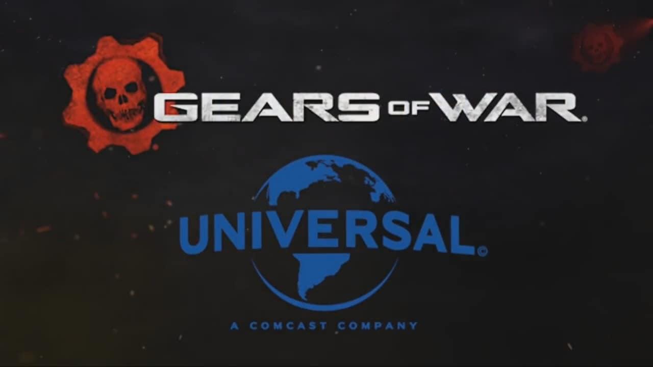 gears of war film universal