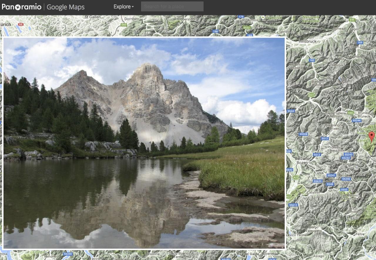 Addio Panoramio: Google chiuderà il sito ad inizio novembre