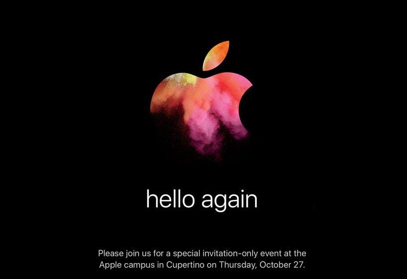 Seguite l'evento Hello Again con il nostro liveblog: oggi dalle 18:45! (video)