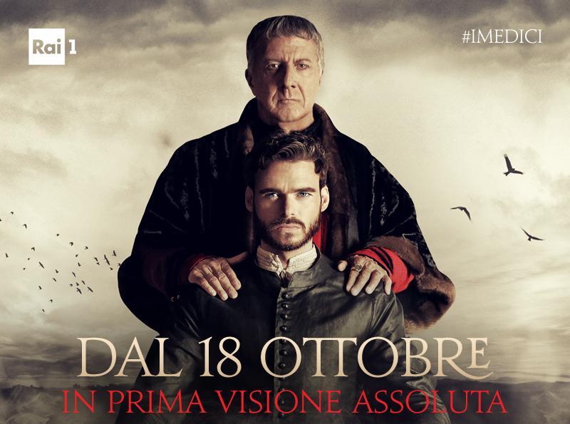 I Medici, la serie TV | Cast | Trailer | Teaser | Orari ...