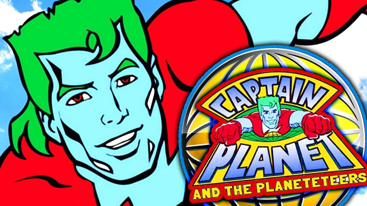 DiCaprio (forse) realizzerà il film di Captain Planet (video)