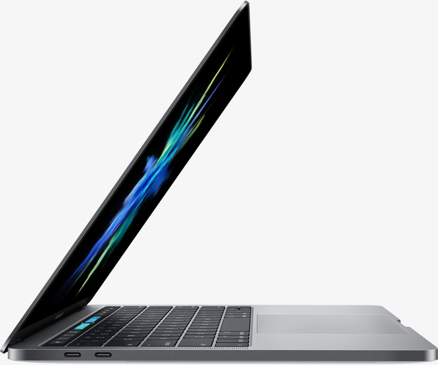MacBook Pro - porte Thunderbolt 3