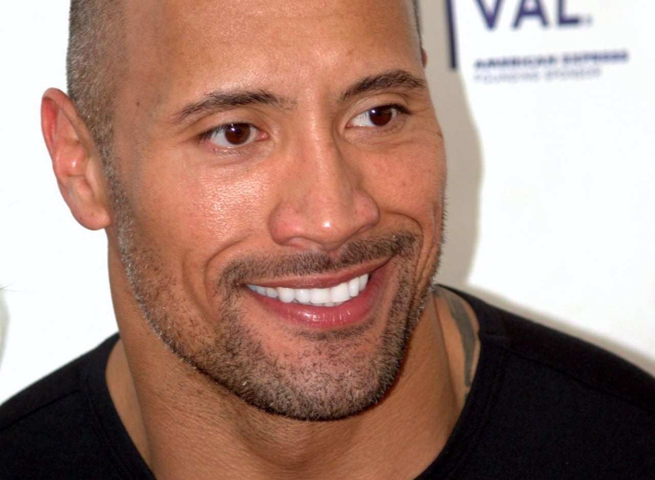 the rock youtube red