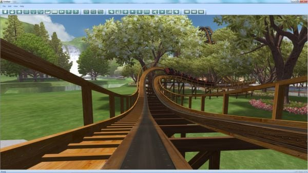 """Theme Park Studio il """"RollerCoaster Tycoon"""" in VR disponibile dall'8 novembre (video)"""