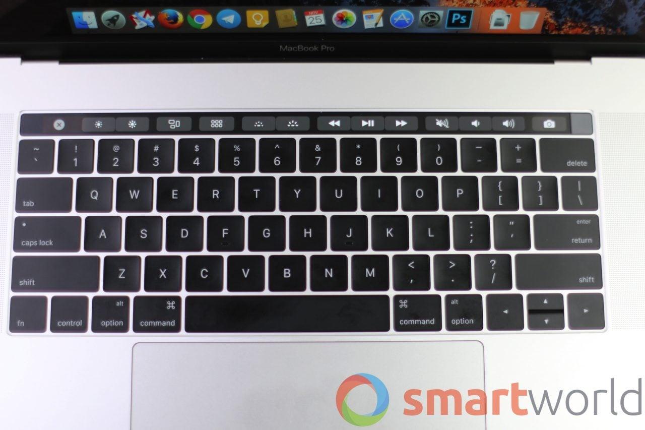 Come vendere un Macbook Pro con la Touch Bar (foto)