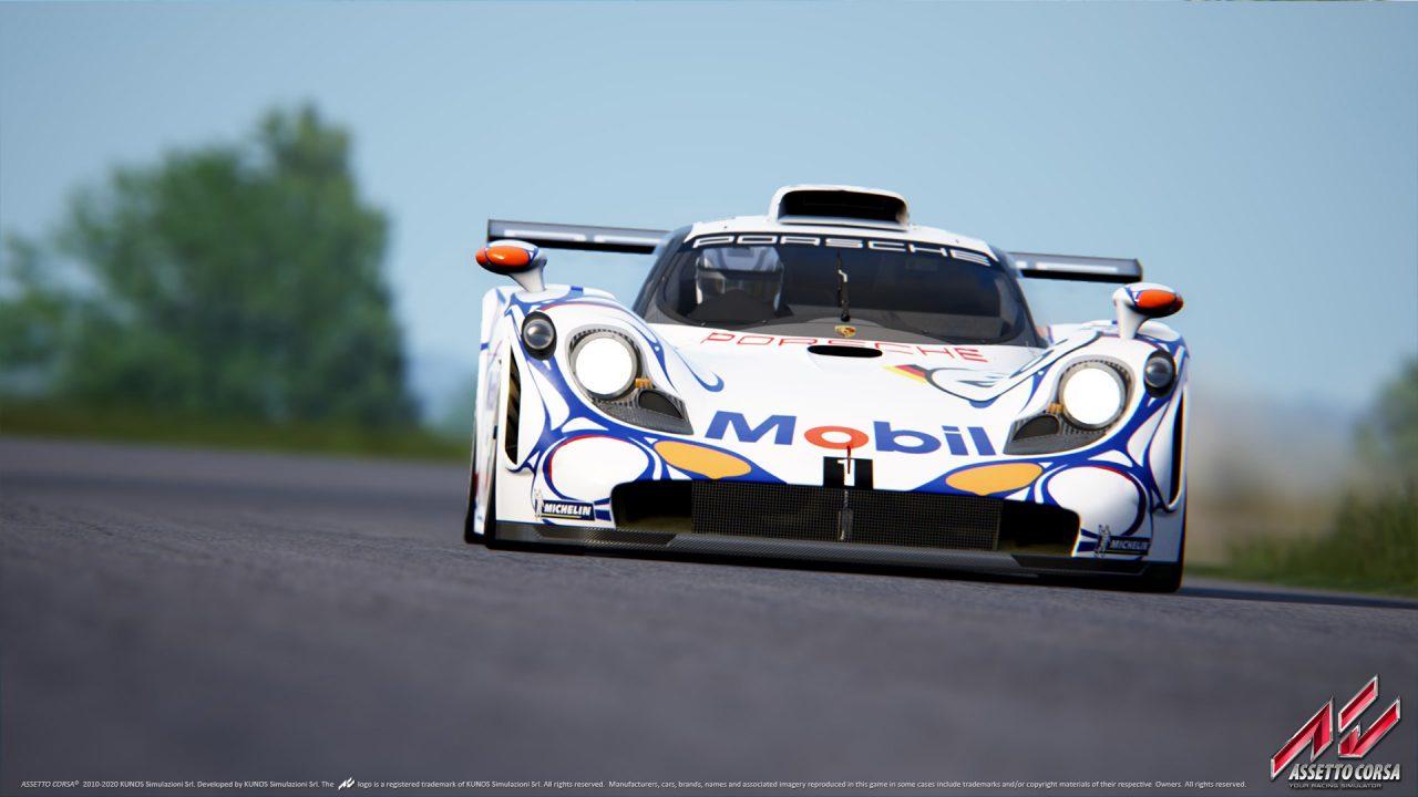Arriva su Steam Il Porsche Pack Volume 2 di Assetto Corsa, presto su Console il Volume 1 (foto e video)