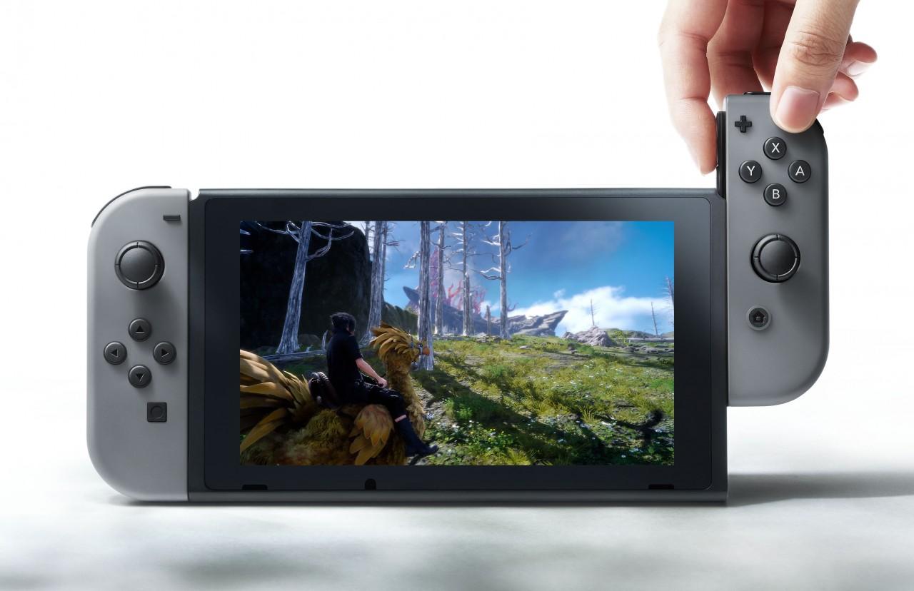 Final Fantasy XV su Nintendo Switch? Tabata non conferma, ma conferma l'apprezzamento verso la nuova Console.
