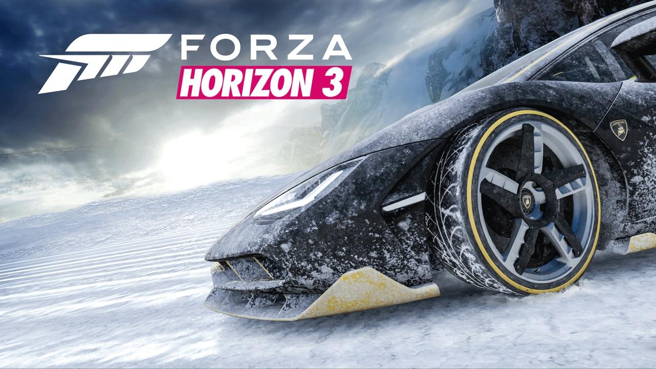 Due buone notizie per Forza Horizon 3 (video)