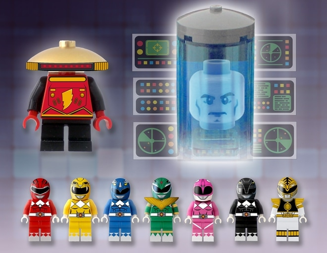 LEGO Power Rangers - 2