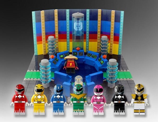 Questo set LEGO Power Rangers deve diventare realtà! (foto)