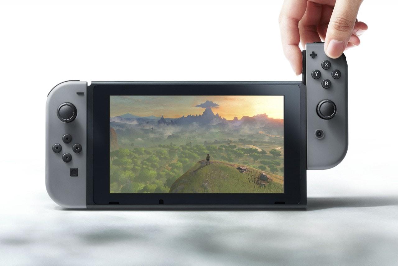Nintendo Switch Pulito