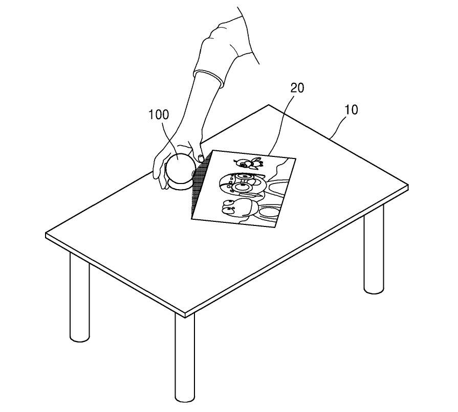 Proiettore Samsung Gear (2)