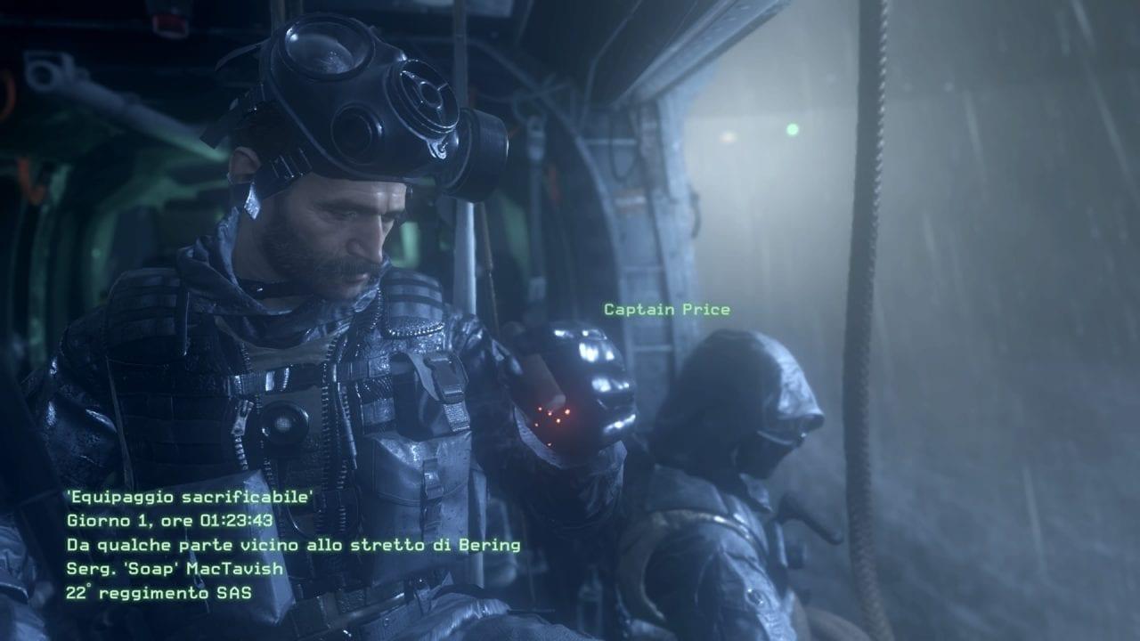 Recensione Modern Warfare Remastered - La prima missione vi lascerà davvero a bocca aperta.