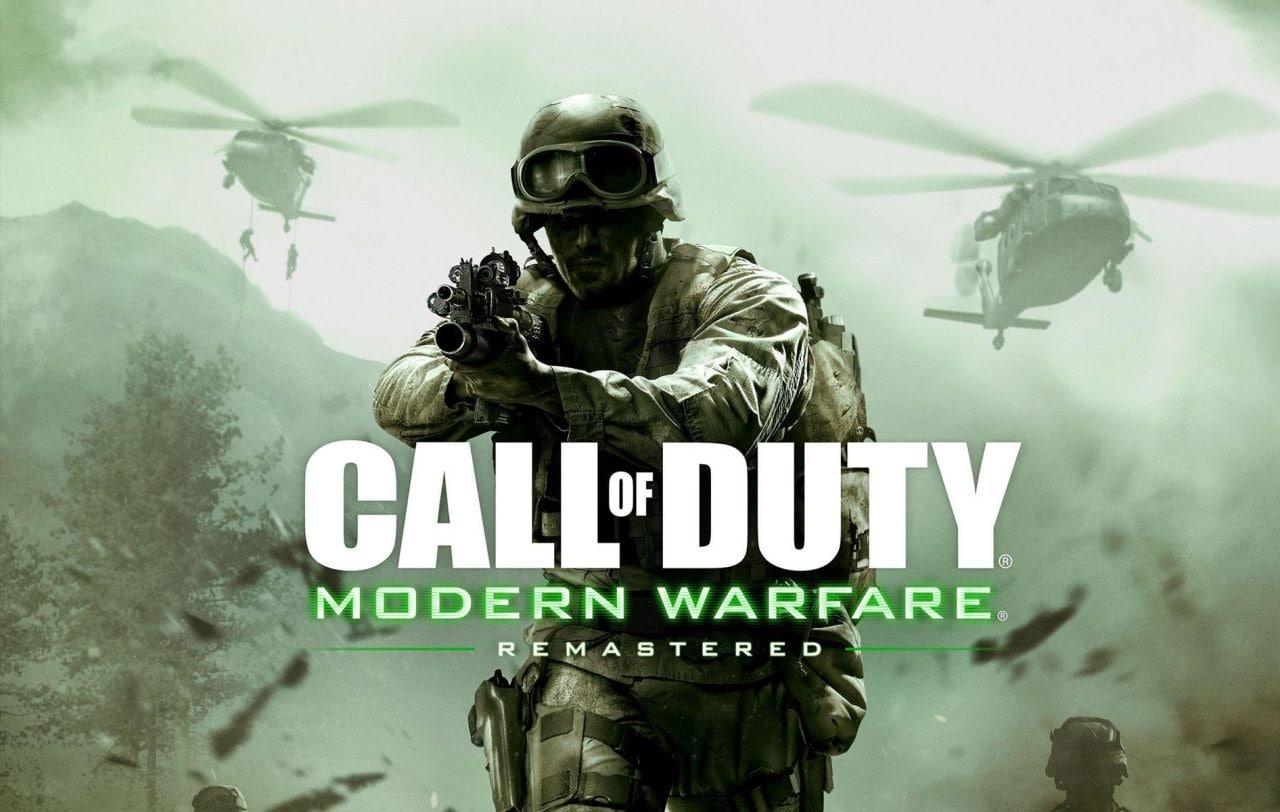 Call of Duty: Modern Warfare Remastered disponibile stand-alone per Xbox One e PC
