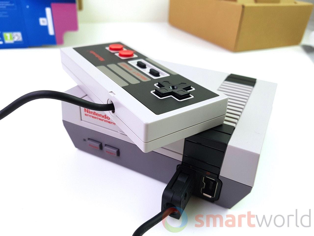Recensione Nintendo Classic Mini NES - 19