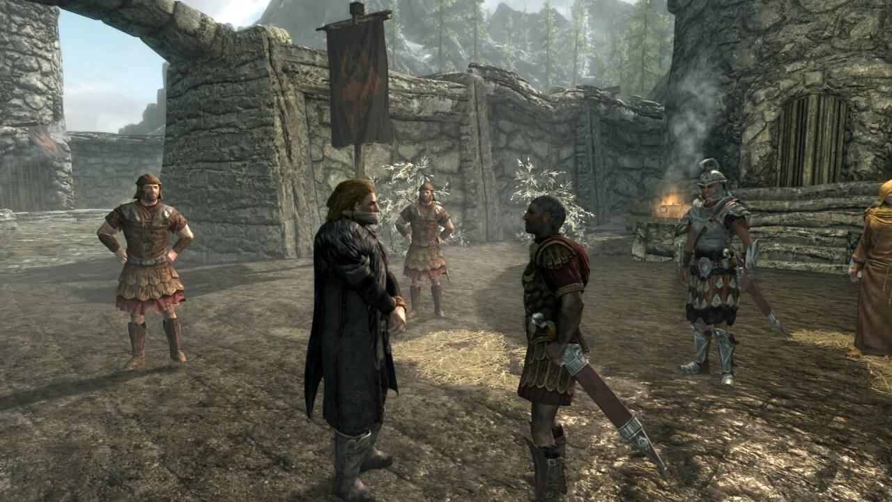 Recensione Skyrim Special Edition - 2