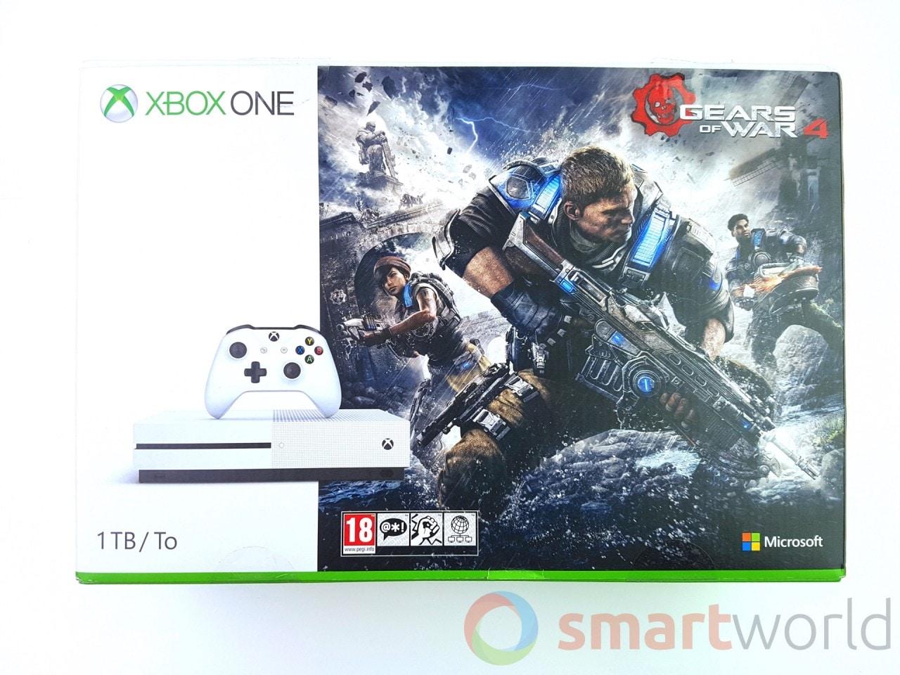 Recensione Xbox One S - 1