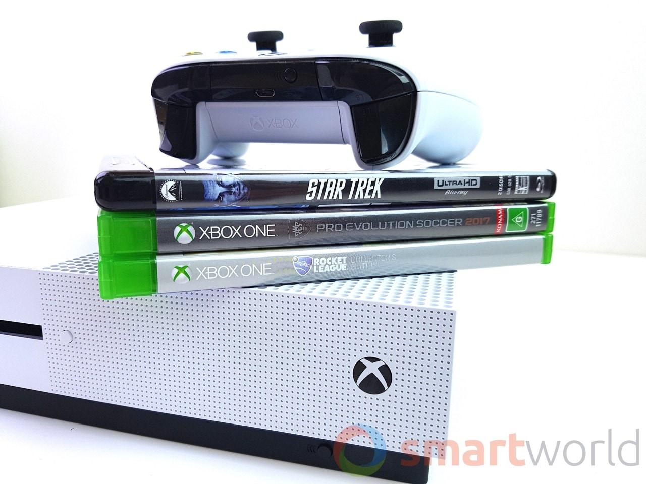 Recensione Xbox One S - 33