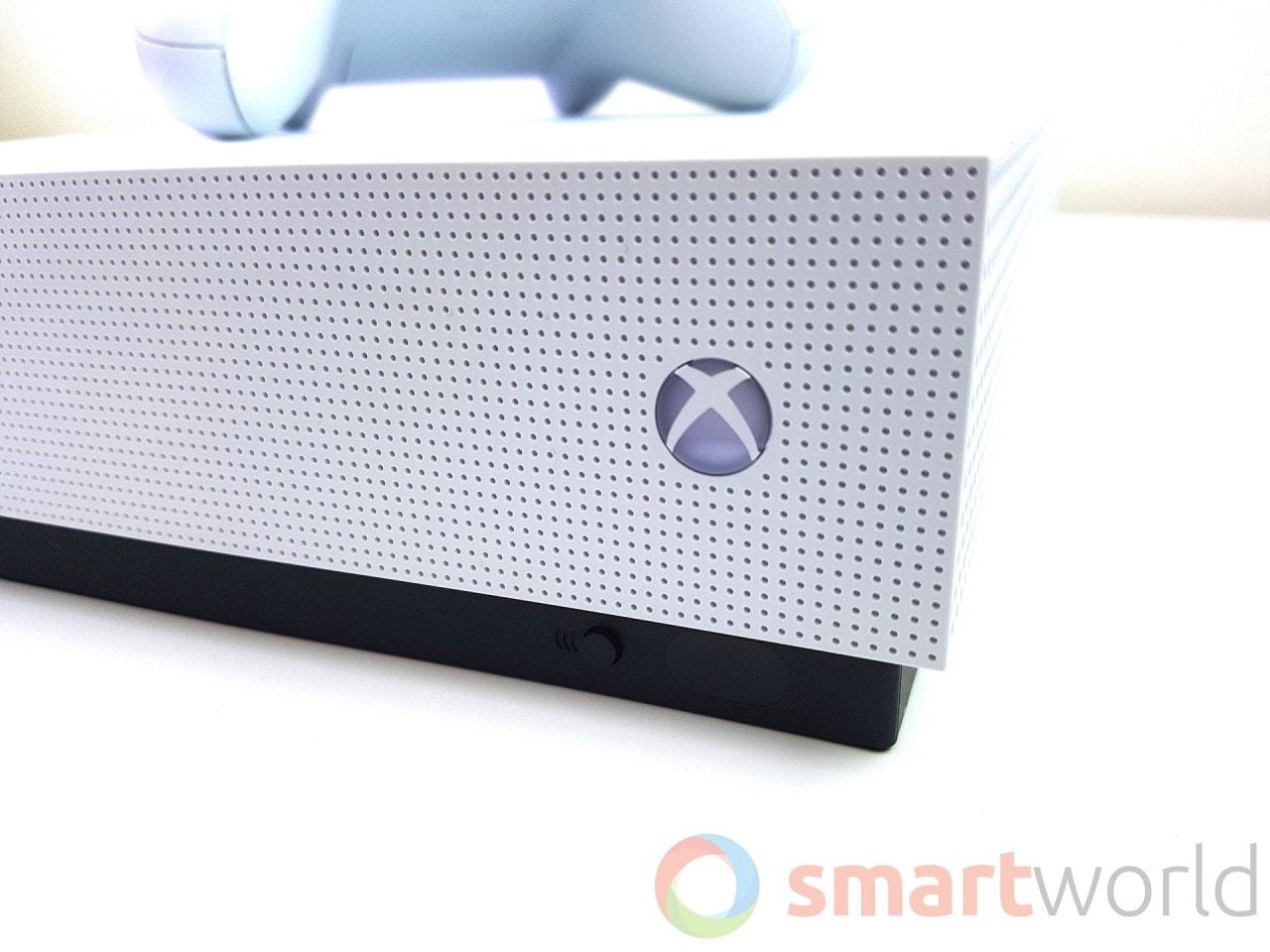 Recensione Xbox One S - 9
