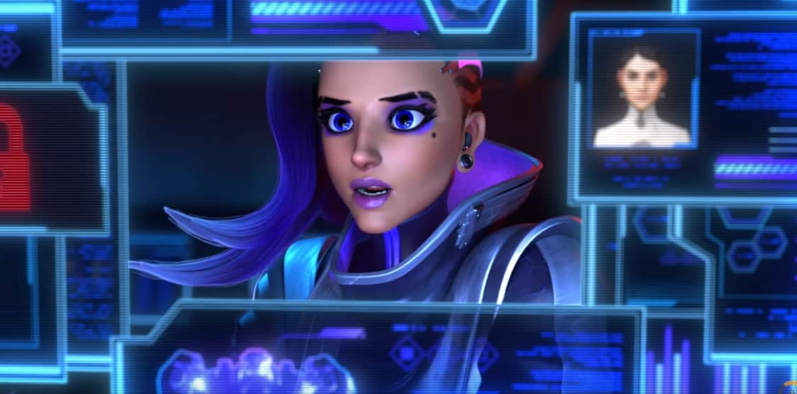 Sombra è il nuovo personaggio di Overwatch, ecco il cortometraggio (video)