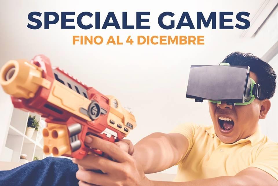 Arriva lo #SpecialeGames di Unieuro, oltre 100 videogiochi in offerta